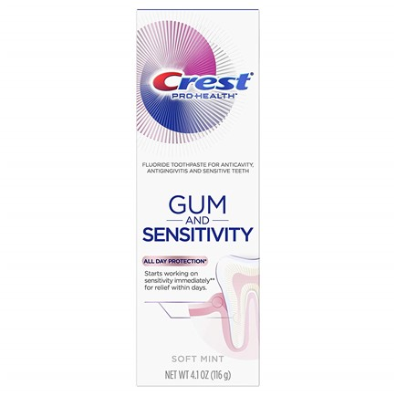 Зубная паста Crest Pro-Health Gum And Sensitivity