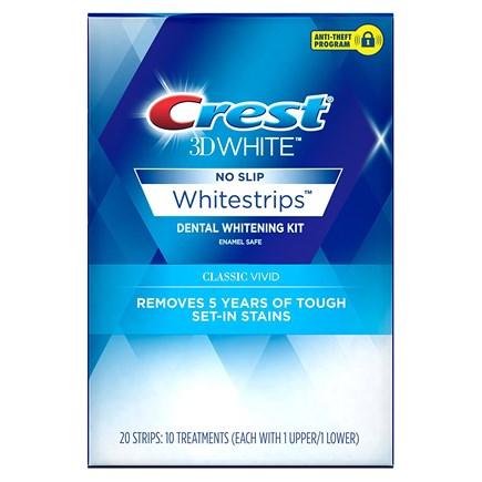 Полоски Crest Whitestrips 3D White Vivid